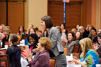 DREAM. DARE. DO. Women's Philanthropy Institute Symposium